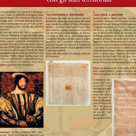 Pannello 09 I rapporti con gli stati territoriali (II)