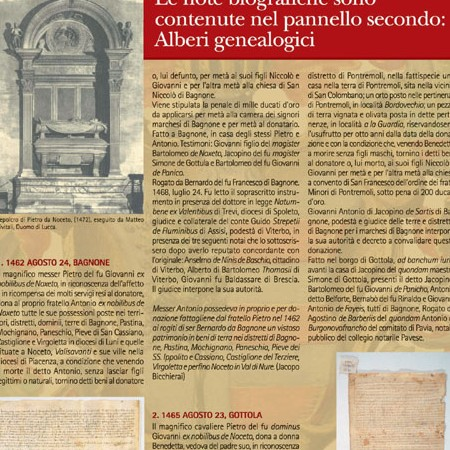 Pannello 10 Pietro da Noceto
