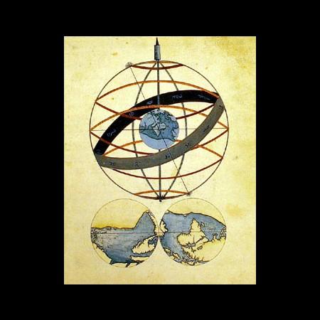 Mateo Jorge, Sfera planetaria, sec. XVI