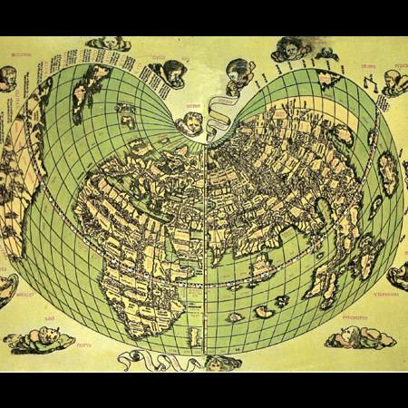 Bernardo Silvano da Eboli, Carta universale, 1511