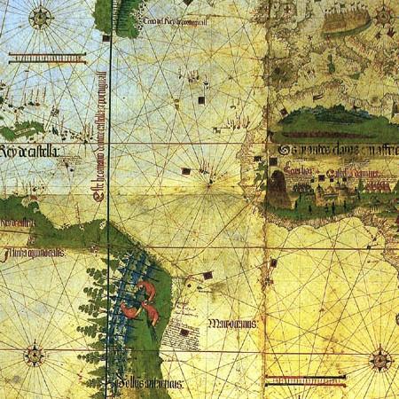 Planisfero, 1502