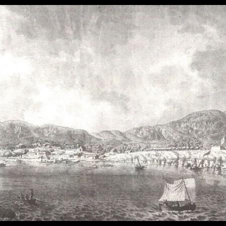 F. Brambilla, Porto di Acapulco