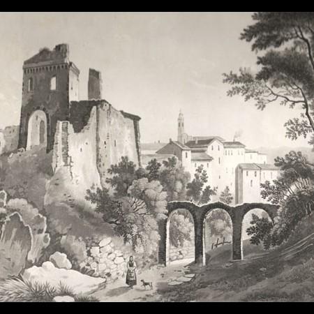 Mulazzo - inc. Bramati (1850 ca.)