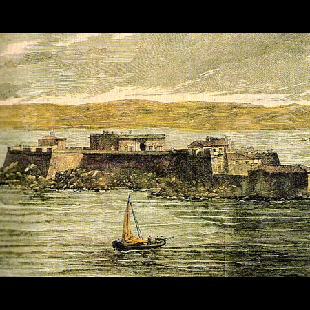 Castello di San Antón della Coruña