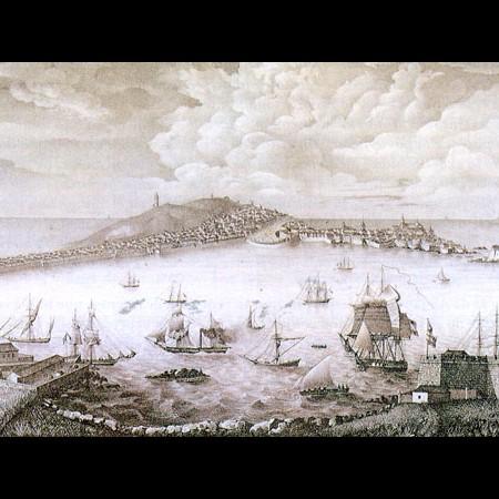 Veduta della Coruña
