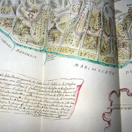 ASMo, Confini dello Stato, bb. 193 e regg. 16