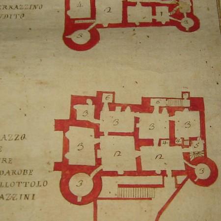 4 Primo e secondo piano Castello Treschietto
