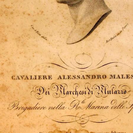 5 - Ritratto di Alessandro Malaspina