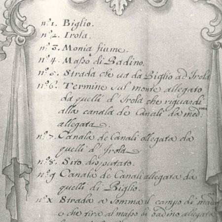 Irola, Biglio