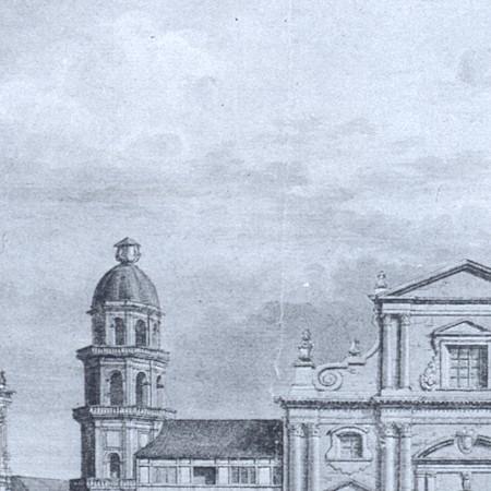 43 Cattedrale di Manila