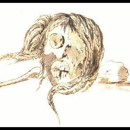 Testa di mummia