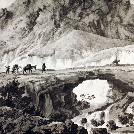 Ponte naturale dell'Inca