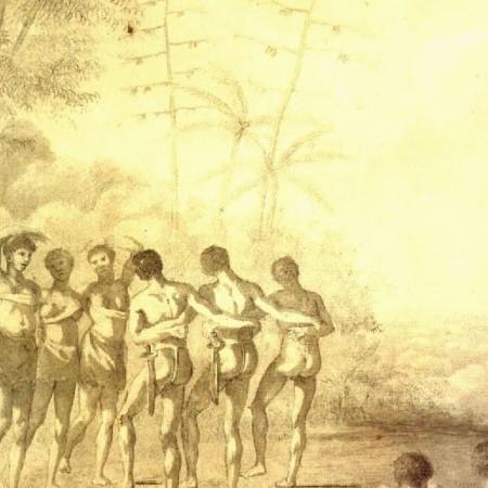 Ballo degli uomini del monte di Manila