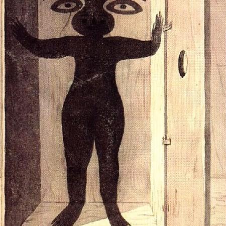 Cassa per rituale magico a Nootka